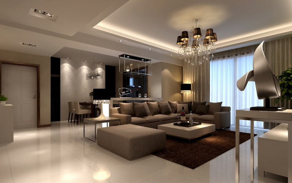 classic-style-beige-living-room